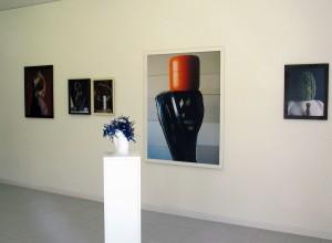 Exhibition view, Ding Nova, Galerie Grusenmayer, Deurle, Belgium 2008