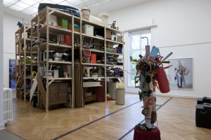 Exhibition view3, Studiomove, Kolbe Museum, Berlin, 2010