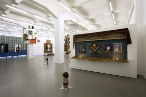 Installation view4, Finger Dogs + Dellen, Kunsthaus Hamburg, Finkenwerder Kunstpreis 2011