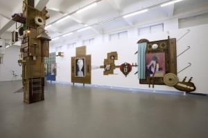 Installation view6, Finger Dogs + Dellen, Kunsthaus Hamburg, Finkenwerder Kunstpreis 2011