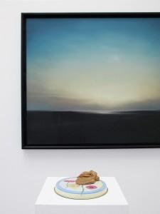 Mohntag, 2005, Found objects, 4 x 20 x 20 cm, Extradosis, Kunsthalle zu Kiel, 2011