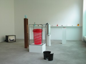 Alles hat kein Ende, Exhibition view 1, 2006, Gallery Kunstagenten, Berlin