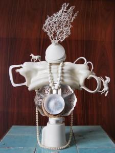 Schimmlerin, 2010, 62 x 46 cm, C-print
