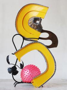 IRO Jaune, 2014, C_Print, 107 x 80 cm