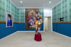 Erlangen Kunstpalais Städtische Galerie Ausstellungsfotos Katalog Ironic 20. JKuni 2011