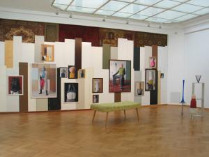 Neoschwanstein, 2006, C-Prints found objects, size varies