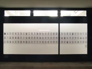 Suchen sammeln anwenden, exhibition view, 2003, Galerie KX, Hamburg_4