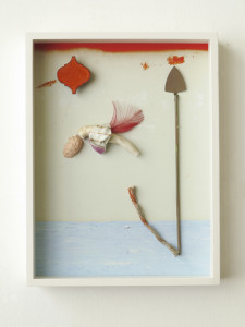 Ohhmarmi, 2020, Archival Pigment Print + found objects, 40 x 30 x 6 cm©Brinkmann.tif,