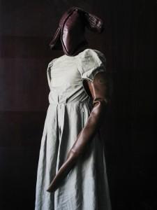 Bertha von Schwarzflug, 2010, C-Print, 170 x 130 cm, from the series Portraits of a Serialsammler