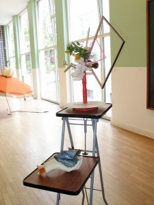 Exhibition view10, Studiomove, Kolbe Museum, Berlin, 2010