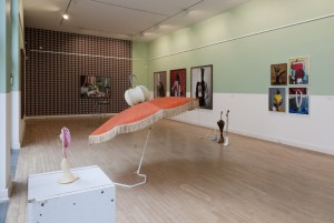 Exhibition view2, Studiomove, Kolbe Museum, Berlin, 2010