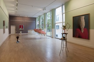 Exhibition view4, Studiomove, Kolbe Museum, Berlin, 2010