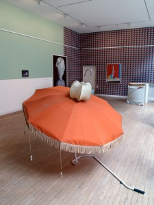Exhibition view9, Studiomove, Kolbe Museum, Berlin, 2010