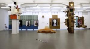Installation view2, Finger Dogs + Dellen, Kunsthaus Hamburg, Finkenwerder Kunstpreis 2011