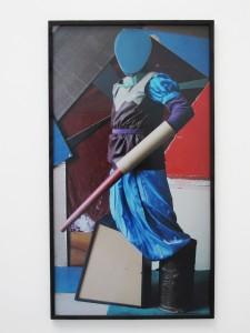 Jorn von Lancebleu, 2011, C-Print, 199 x 110 cm, Extradosis, Kunsthalle zu Kiel, 2011