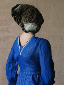 Lady Glittersky, 2009, C-print, 121 x 92 cm , from the series Portraits of a Serialsammler