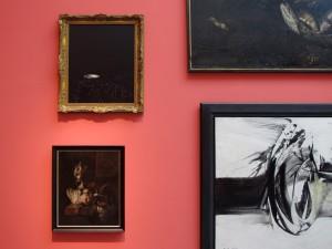 Mit Ohne, installation view, 2009-2011, C-Print, 73 x 63,5 cm, Extradosis, Kunsthalle zu Kiel, 2011