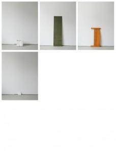 93 in Eins (Alles was in einen Bus passt), 2003, 94 Digitalprints, each 31 x 20 cm, T 11