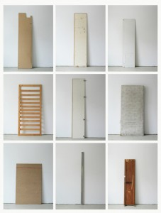 93 in Eins (Alles was in einen Bus passt), 2003, 94 Digitalprints, each 31 x 20 cm, T2
