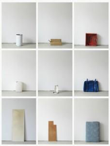 93 in Eins (Alles was in einen Bus passt), 2003, 94 Digitalprints, each 31 x 20 cm, T4