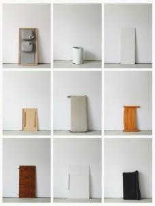93 in Eins (Alles was in einen Bus passt), 2003, 94 Digitalprints, each 31 x 20 cm, T5