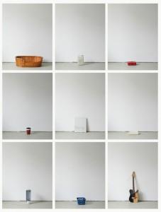 93 in Eins (Alles was in einen Bus passt), 2003, 94 Digitalprints, each 31 x 20 cm, T7