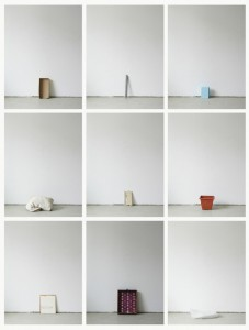 93 in Eins (Alles was in einen Bus passt), 2003, 94 Digitalprints, each 31 x 20 cm, T8