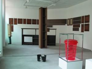 Alles hat kein Ende, 2006, Exhibition view 2, Gallery Kunstagenten, Berlin