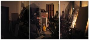 Zwischenstand, 1.Room Tableau, 2003+