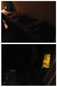 Zwischenstand, 2.Room Details Tableau, 2003