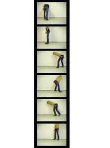 1 Gut Ding will es so Videostill 1, 2003, DVD, 15_20 min Brinkmann 2014 Kopie