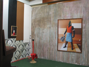 7 Rain Mc Keul, 2006, C-Print, 170 x 130 cm, Exhibition Casa Rotti, Gallery Artfinder, Hamburg