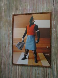 8 Rain Mc Keul, 2006, C-Print, 171 x 130 cm, Exhibiton Casa Rotti, 2006, Gallery Artfinder, Hamburg