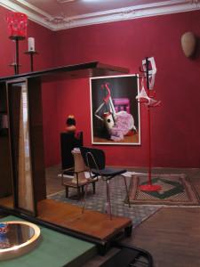 8 Studioblueten-Installation View