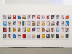 Objektbeziehung, 2003-2004, 56 Inkjetprints each 40 x 30 cm
