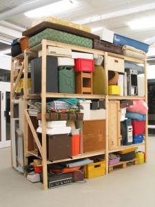 Suchen sammeln anwenden, exhibition view, 2003, Galerie KX, Hamburg_11