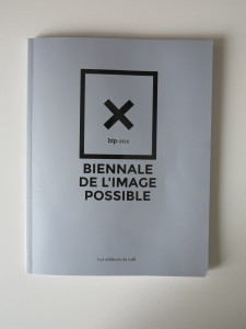 cover biennale de l'image possible