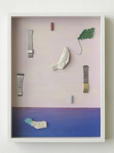 Barka, 2020, Archival Inkjet Print + Found Objects, 40 x 30 x 5,5 cm©Thorsten Brinkmann