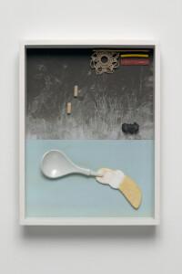 Kamba, 2020, Pigment Print + found Objects, 40 x 30 cm,uniek, ©Thorsten Brinkmann
