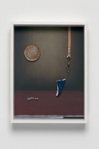 Moofilie, 2021, Archival Inkjet Print + Found Objects, 40 x 30 x 5 cm©Brinkmann