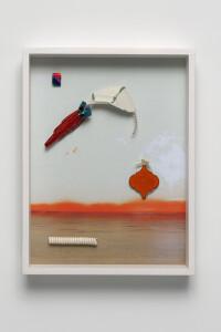 Pranda, 2021, Archival Pigment Print + found objects, 40 x 30 x 6 cm, unique,©Brinkmann