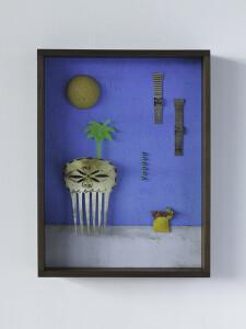 Urgli, 2021, Archival Pigment Print + found objects, 40 x 30 cm IMG_2528